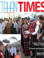 Tahan Times Vol. 2, No. 14